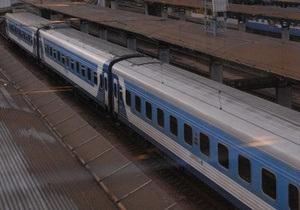 Укрзалізниця: В 2009 году за курение в поездах оштрафовали 2644 человек