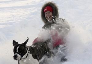 Украинские синоптики: Снег откладывается до 20 ноября