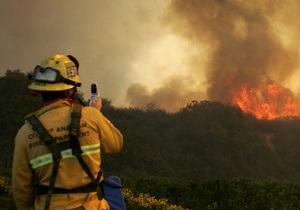 ФСБ обвинила Аль-Каиду в организации лесных пожаров в Европе