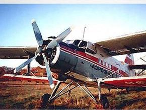 В Запорожской области сгорел самолет