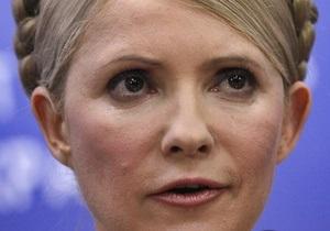 Тимошенко создает Комитет защиты малого и среднего бизнеса