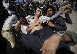 Власти Йемена договорились с мятежным генералом о прекращении огня