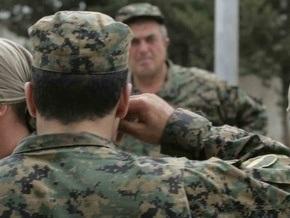 Офицеров Минобороны Грузии уличили в подготовке военного переворота