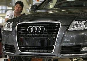 В августе продажи Audi в России выросли на 36%