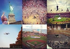 Instagram: Топ-10 лучших фотографий 2012 года