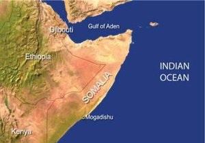 Сомалийские пираты захватили панамский сухогруз