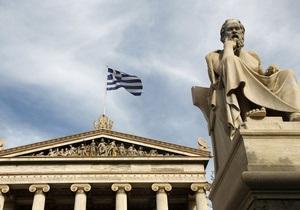 Правительство Греции внесло в парламент бюджет на 2013 год