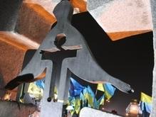 В Винницкой области открыли памятник жертвам Голодомора