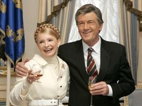 Тимошенко уверена, что станет президентом