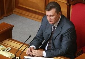 Янукович рассказал, что чувствовал 1 октября после решения КС