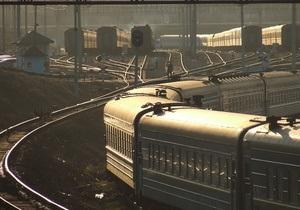 В Одесской области поезда курсируют по графику, несмотря на наводнение