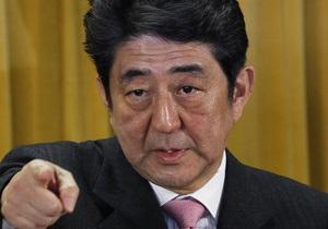 Новоизбранный премьер Японии перепутал Обаму с Бушем