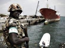 МИД просит помощи для захваченных пиратами украинцев