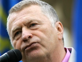 Жириновский встал на защиту Луценко