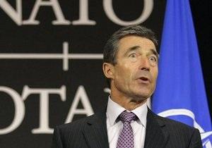 НАТО занялась обеспечением оружейного эмбарго в отношении Ливии
