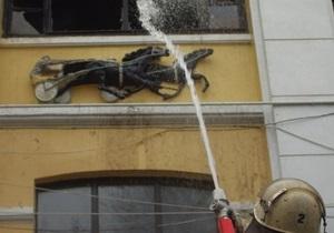 На одесском ипподроме произошел пожар. СМИ обсуждают версию рейдерского захвата