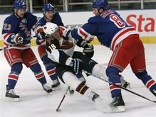 NHL: Унижение Атланты