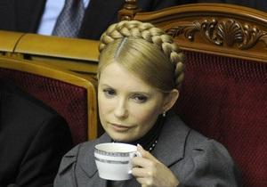 Тимошенко находится в кресле премьера уже 1000 дней
