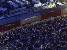 Южнокорейские демонстранты требуют отставки президента страны