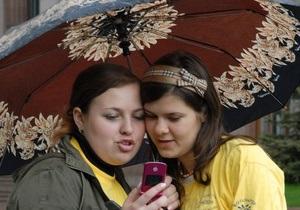 В Кировограде жителям города присылают смс-сообщения против  донецких