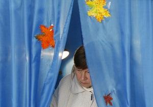 В день выборов в Украине пройдет не менее пяти экзит-поллов