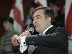 Михаилу Саакашвили дали 10 дней для назначения референдума о президентских выборах
