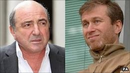 Березовский назвал Абрамовича в суде бандитом