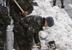 Погода в Украине. В Черновицкой области 88 школ временно не работают