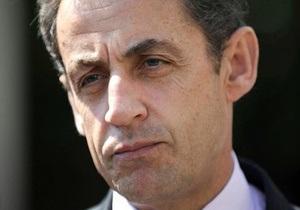 Саркози не сможет присутствовать на похоронах Качиньского