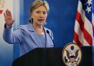 США отвергли призыв Каддафи остановить военную операцию против Ливии