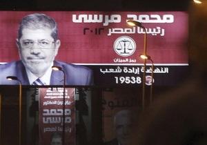 Египет: обещание Мурси крепить связи с Ираном - выдумка