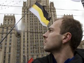 Российский МИД посоветовал гражданам не ездить в Грузию