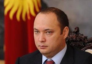 СМИ: В Великобритании задержали сына Бакиева