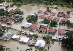 Наводнения в Венесуэле: погибли не менее двадцати человек