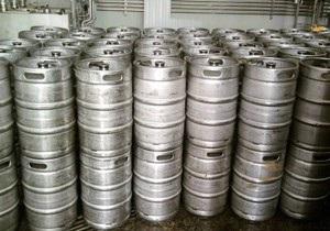 В Санкт-Петербурге угнали грузовик с 20 тоннами пива