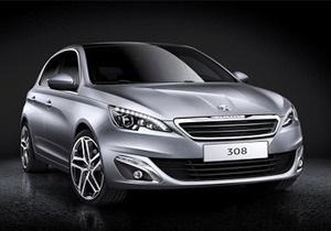 Peugeot рассекретила новый хэтчбек 308