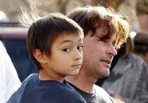 Родителей  мальчика на шаре  оштрафуют на десятки тысяч долларов