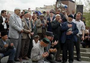 В Крыму издали книгу, в которой татар обвиняют в сотрудничестве с немецкими фашистами