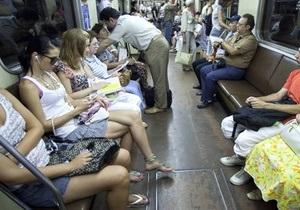 СМИ: Каждый третий вагон киевского метро нуждается в ремонте