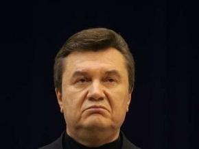 Янукович считает, что надежды на создание коалиции БЮТ и ПР сейчас  практически нет