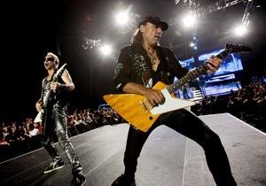 Scorpions выступят в Донецке