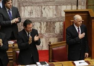 Дефолт отменяется: парламент Греции окончательно одобрил жесткий план экономии