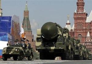 Минобороны РФ: Россия не начинает гонку вооружений в ответ на ПРО США