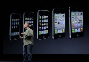 Спрос на iPhone 5 оказался рекордным