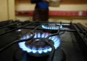 Газ Украины возобновил газоснабжение Киевэнерго