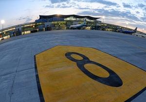 Янукович назвал открытие терминала в Борисполе  очередной маленькой победой