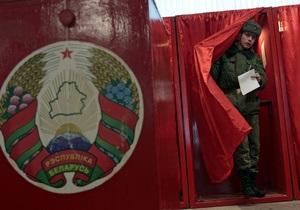 Правозащитники: Лукашенко набрал меньше 50% голосов избирателей