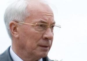 Азаров и Литвин выразили соболезнования в связи со смертью Черномырдина