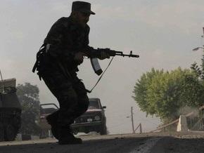 Южная Осетия обвинила Грузию в обстреле своих позиций