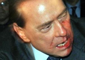 Нападение на Берлускони увеличило его рейтинг